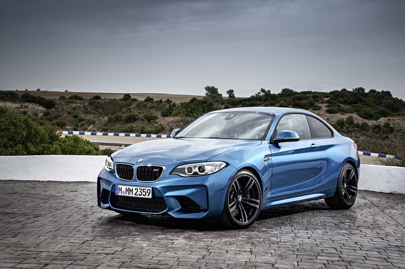 Foto Exteriores 7 Bmw M2 Cupe 2016