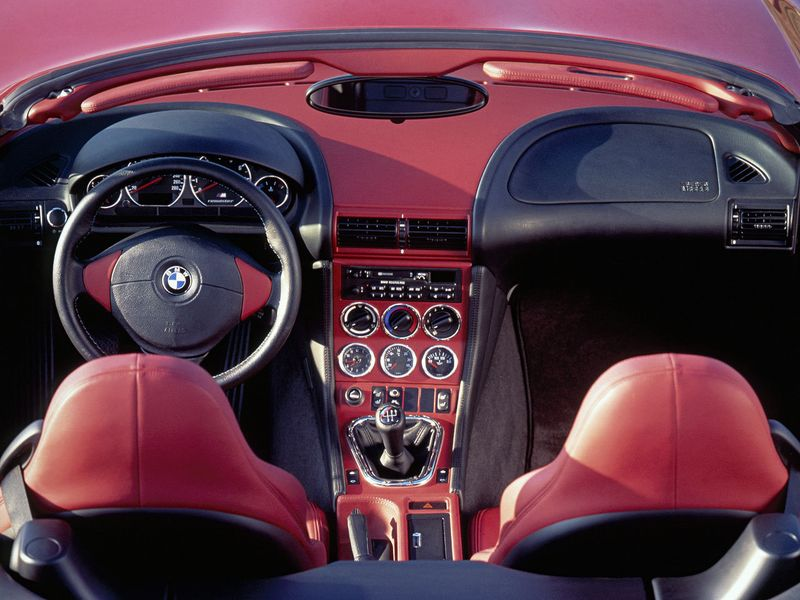 BMW Z4 Roadster - Interior