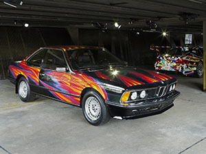 Foto bmw art-cars