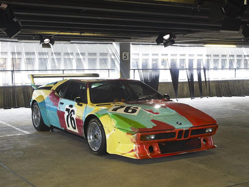 Foto Exteriores Bmw Art Cars