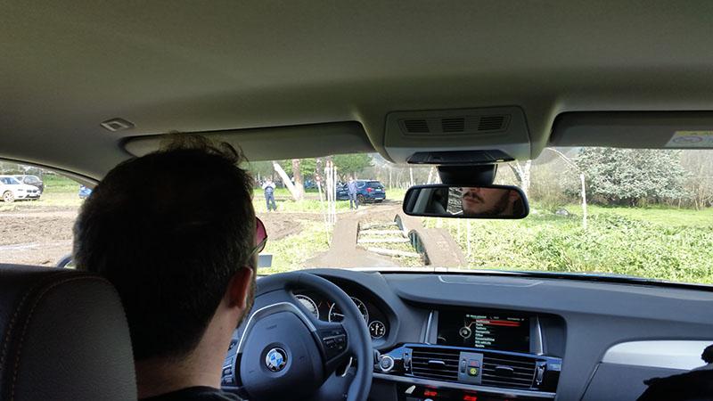 BMW xDrive Experience Madrid 2016
