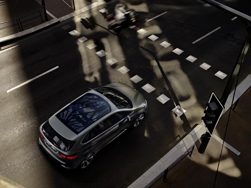 Foto Exteriores Bmw Concept Active Tourer Suv Todocamino 2012
