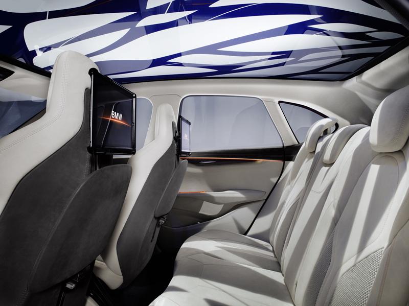 BMW en el Salón del Automóvil de París 2012