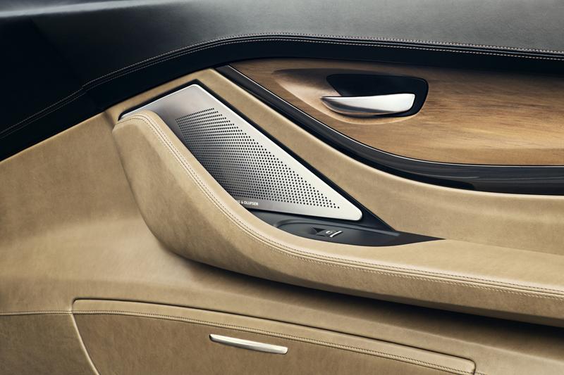 BMW Pininfarina Gran Lusso Coupé 2013