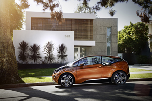 Foto bmw i3-concept-coupe 2012