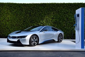 Foto Exteriores (1) Bmw I8 Cupe 2014
