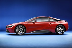 Foto Exteriores 1 Bmw I8-protonic-red-edition Cupe 2016