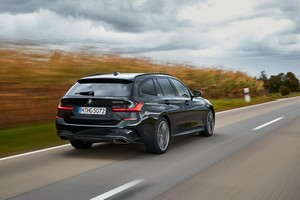 Foto Trasera Bmw M-340-i-x-drive Familiar 2019