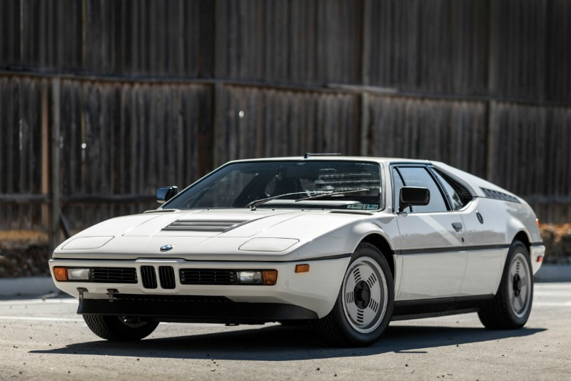 Foto Exteriores Bmw M1 Cupe 1978