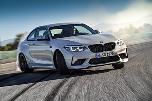 Foto Exteriores Bmw M2-competitin Cupe 2018
