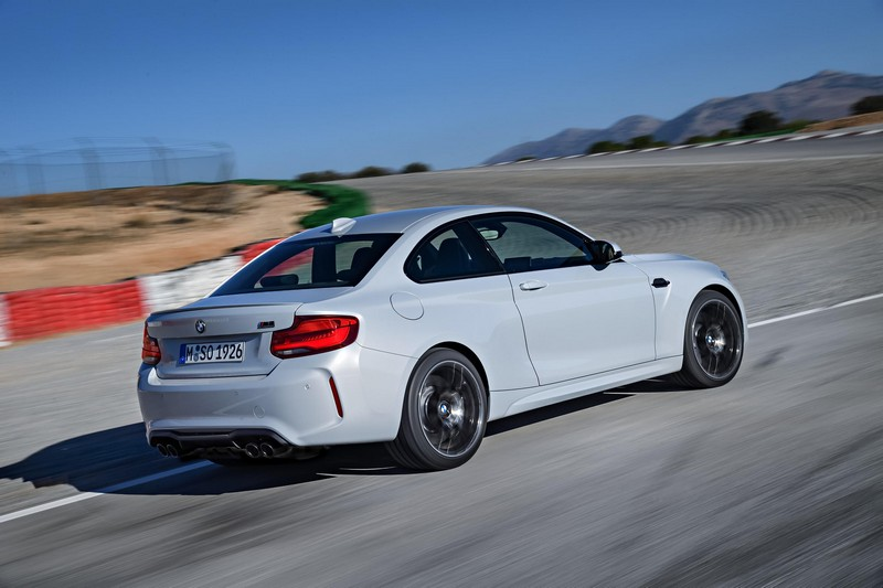 Foto Exteriores Bmw M2 Competitin Cupe 2018