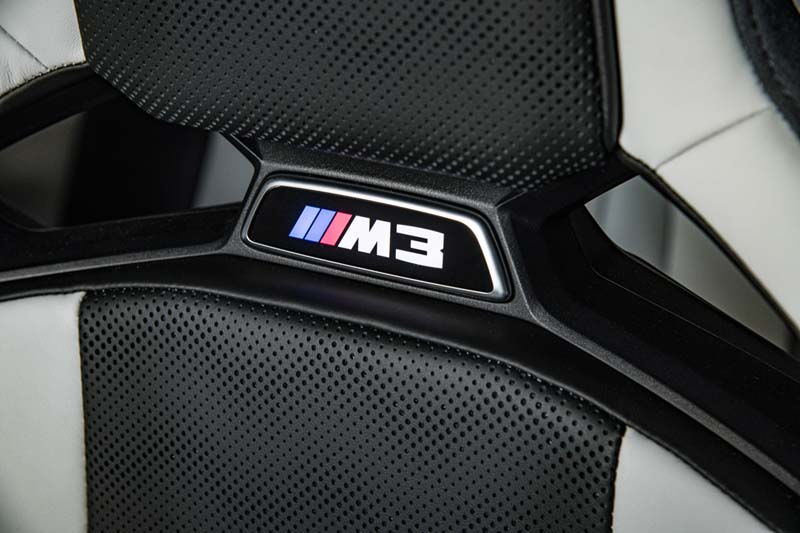Foto Detalles Bmw M3 Sedan 2021