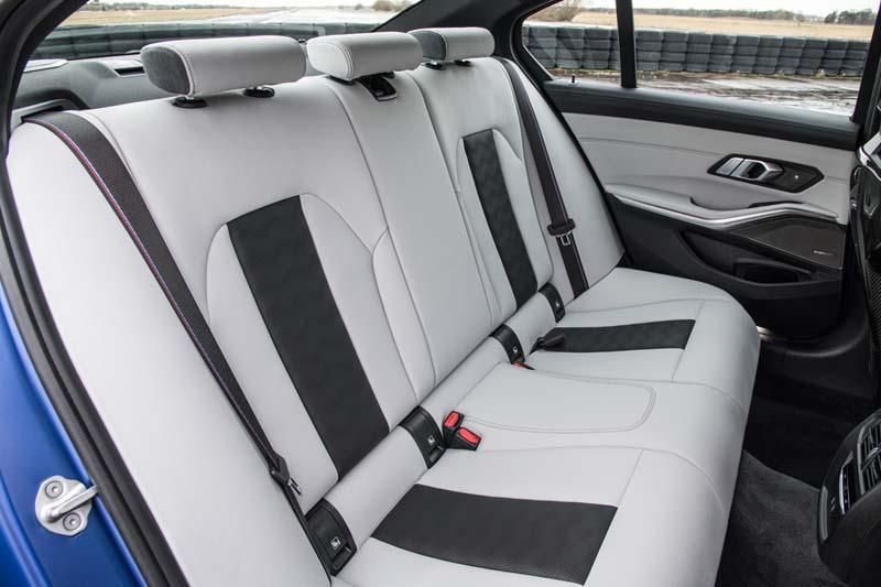 Foto Interiores Bmw M3 Sedan 2021