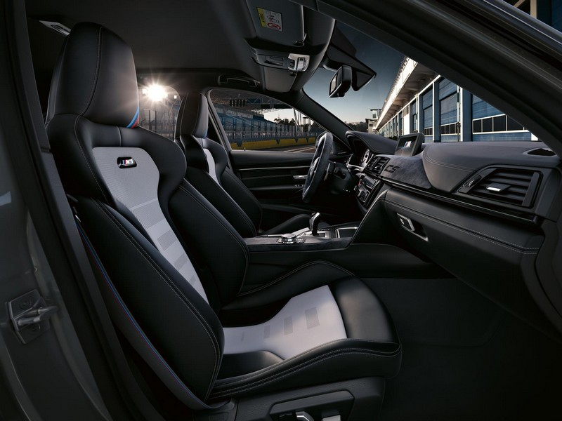 Foto Interiores Bmw M3 Cs Berlina 2017