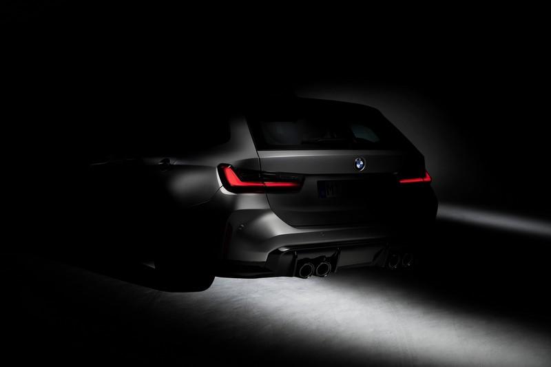 Foto Detalles Bmw M3 Touring Concept 2020