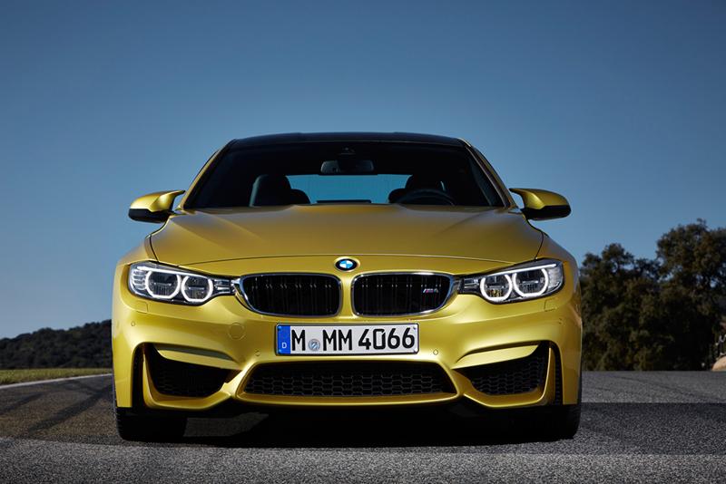 Presentación de BMW en el salón del automóvil de Detroit