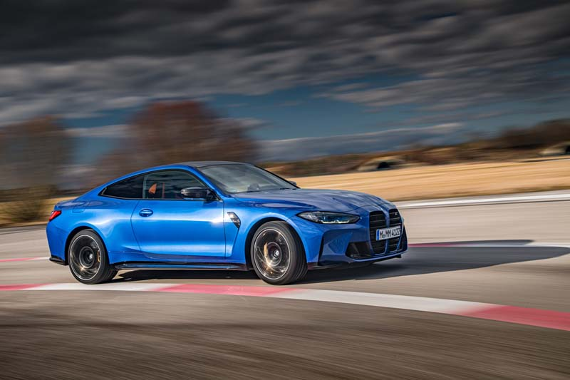 Foto Exteriores Bmw M4 Cupe 2021