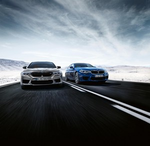 Foto Exteriores 1 Bmw M5-competition Berlina 2018