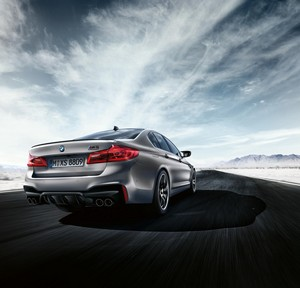 Foto Exteriores 3 Bmw M5-competition Berlina 2018