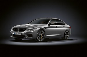 Foto Exteriores 4 Bmw M5-competition Berlina 2018