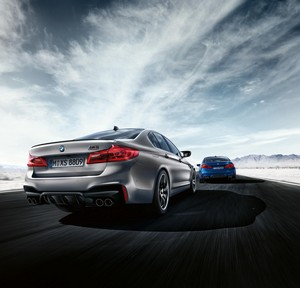Foto Exteriores 7 Bmw M5-competition Berlina 2018