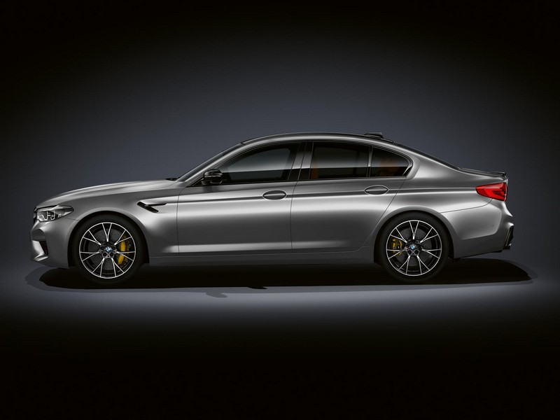 Foto Exteriores Bmw M5 Competition Berlina 2018