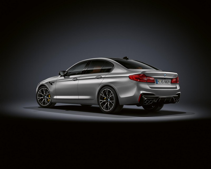 Foto Exteriores 6 Bmw M5-competition Berlina 2018