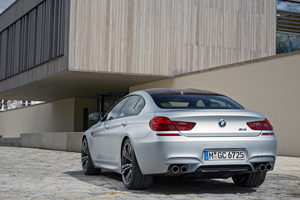 Foto bmw m6-gran-coupe 2013