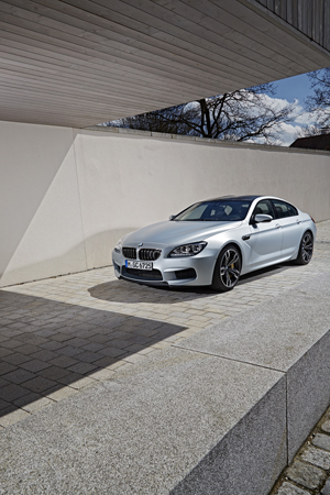 Foto Exteriores (170) Bmw M6-gran-coupe Berlina 2013
