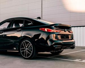 Foto Trasera Bmw Serie-2-gran-coupe-black-shadow Sedan 2020
