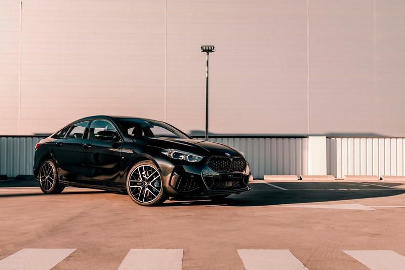 Foto Exteriores Bmw Serie 2 Gran Coupe Black Shadow Sedan 2020