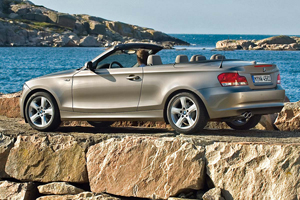 Foto Lateral Bmw Series 1 Descapotable 2008
