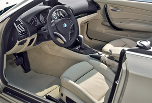 Foto Salpicadero Bmw Series 1 Descapotable 2008