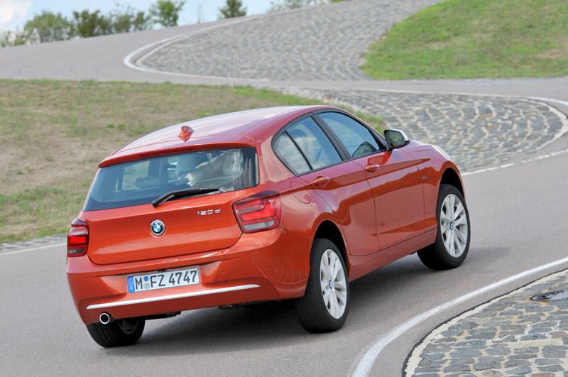 BMW Serie 1 prueba dinámica