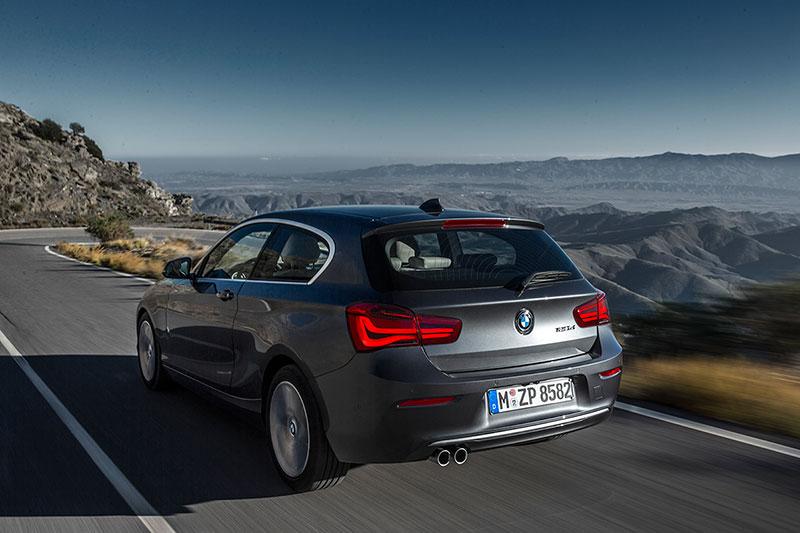 BMW Serie 1 exterior