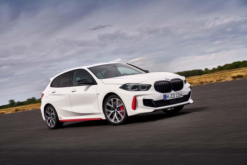BMW 128ti, foto delantera