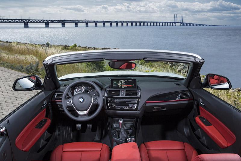 Interior BMW Serie 2