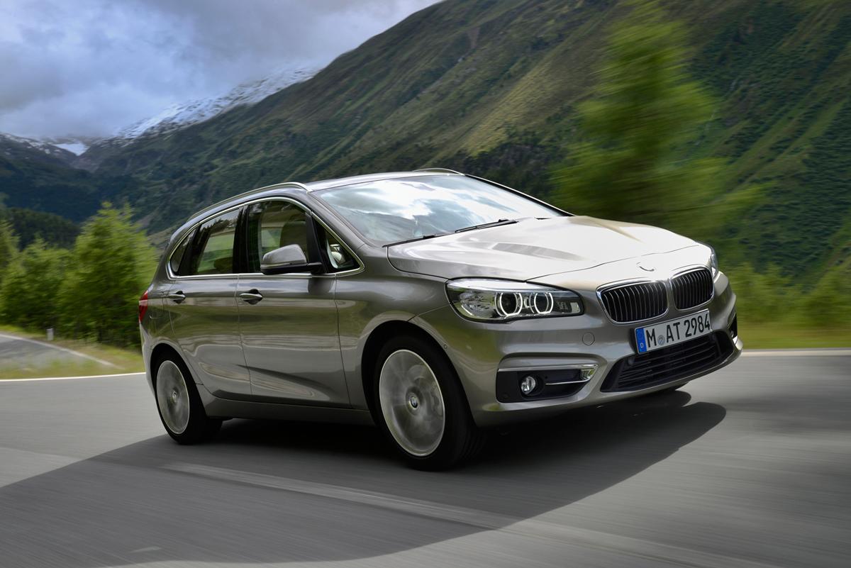 BMW Serie 2 Active Tourer 2014
