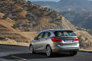 Foto bmw series-2-active-tourer 2014