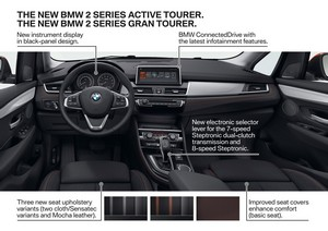 galeria de fotos bmw series-2-active-tourer 2018 - tecnicas
