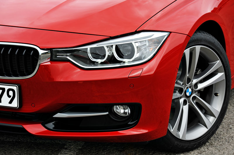 Foto Detalles Bmw Series 3 Familiar 2012