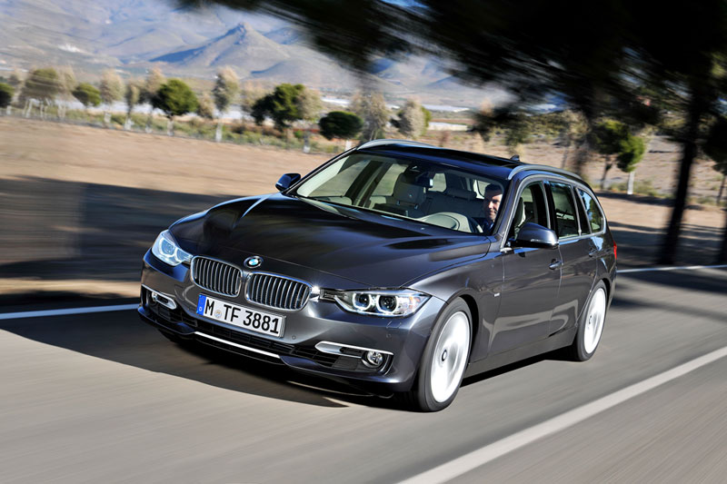 Foto Exteriores Bmw Series 3 Familiar 2012
