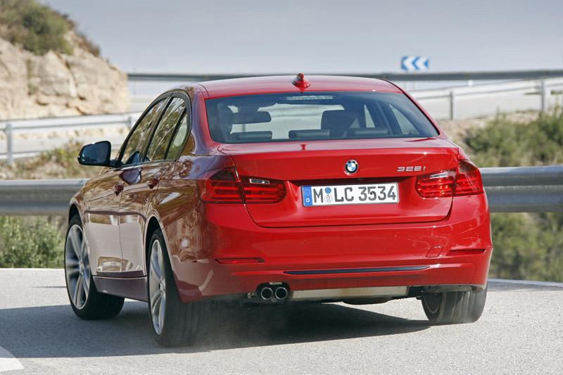 Foto Exteriores Bmw Series 3 Sedan 2011
