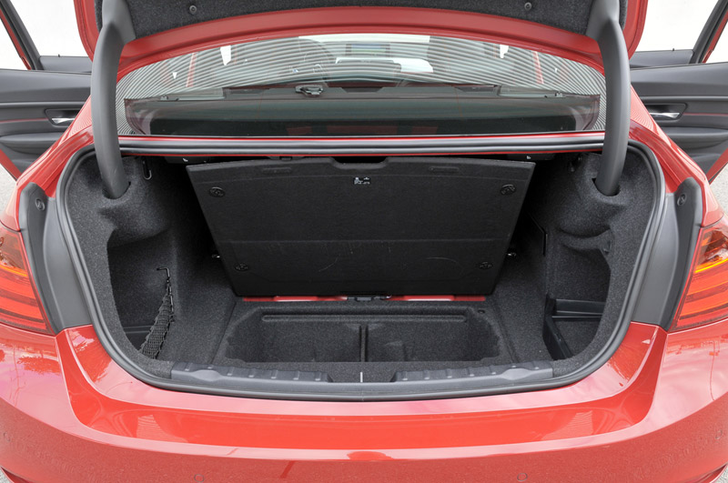 Foto Interiores Bmw Series 3 Sedan 2011