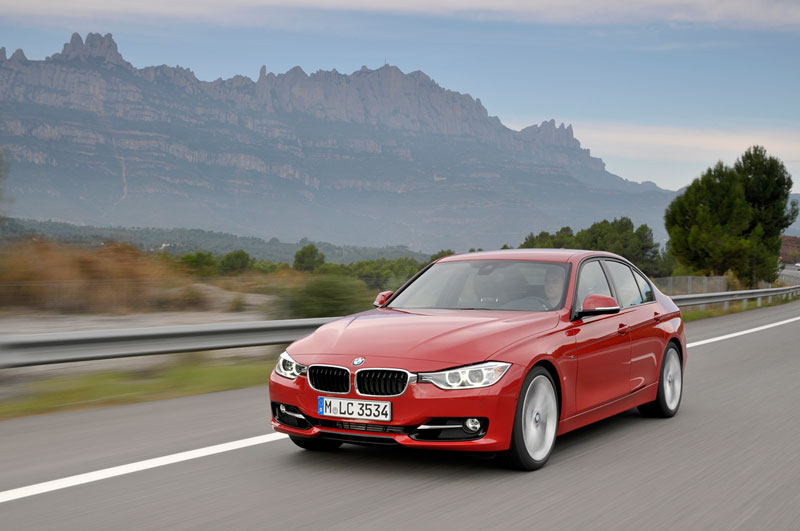 Todo sobre el BMW Serie 3 2012