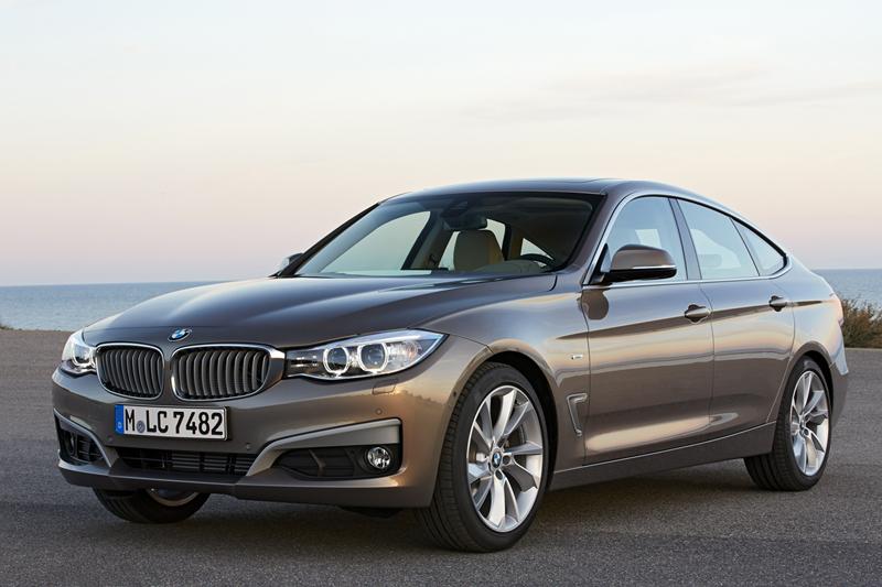 BMW Serie 3 GT 2013