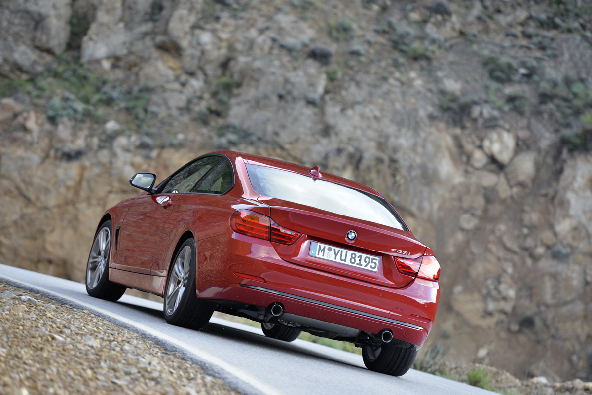 BMW Series 4 Coupe 2013