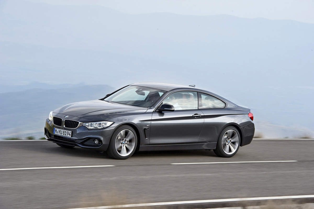 BMW Serie 4 Coupe 2013