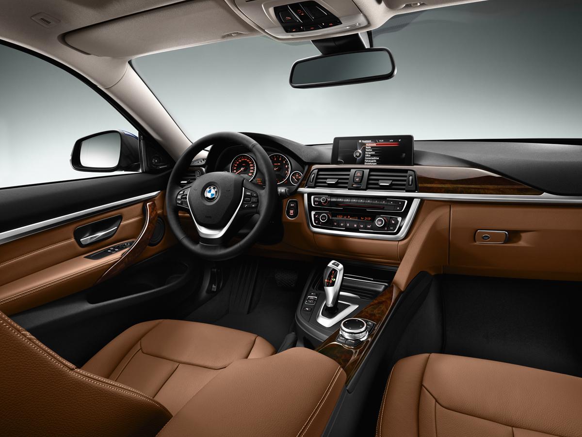 BMW Series 4 Coupé 2013