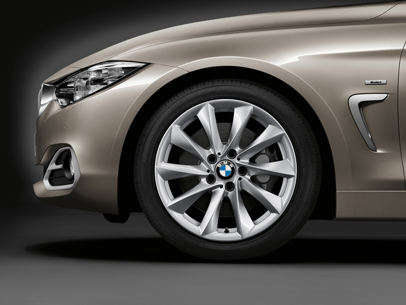 Foto Detalles Bmw Series 4 Coupe Cupe 2013